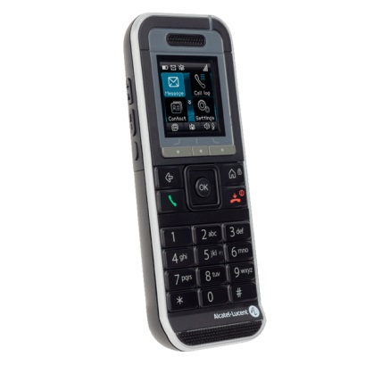 alcatel-lucent 8232 DECT electronic telecommunication guadeloupe